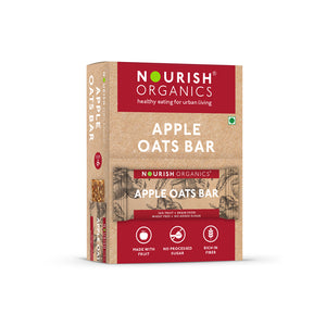 Apple Oats Bar (Pack of 6)