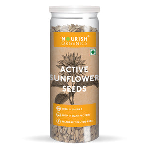 Active Sunflower Seeds