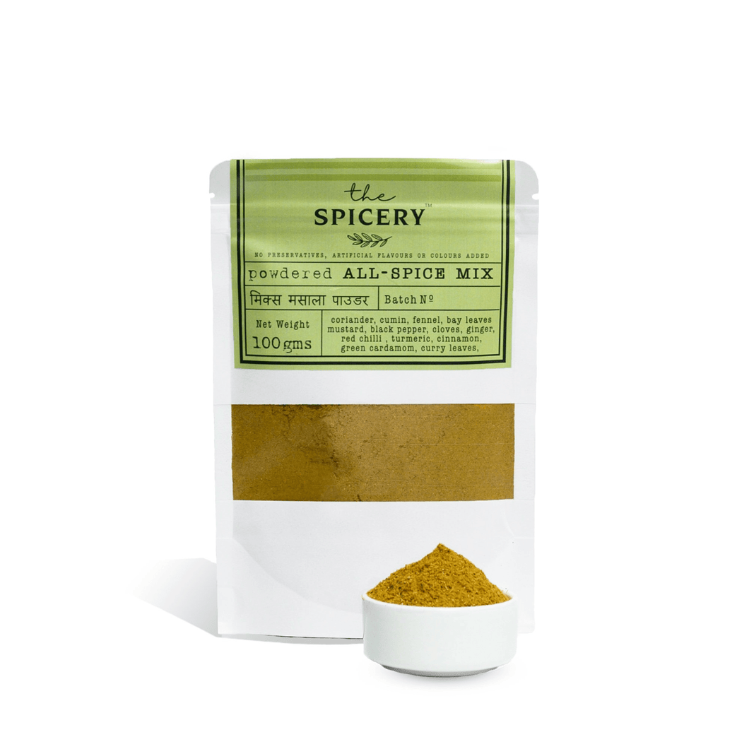 All-Spice Mix / Curry Powder 100g