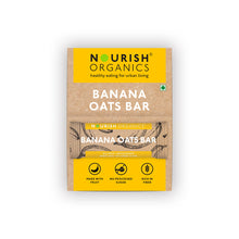 Load image into Gallery viewer, Banana Oats Bar (Pack of 6)
