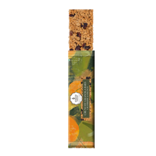 Load image into Gallery viewer, Crunchy Millet Granola Bars - Cranberry & Orange 240g (40g X 6 Bars)