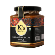 Load image into Gallery viewer, K's Kitchen Malaysian Satay Sauce