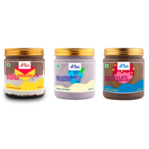 Emoi Ice Cream Classic Pack of 3 - Create Your Own