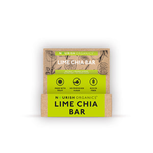 Lime Chia Bar (Pack of 6)