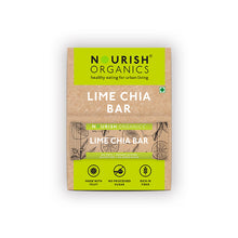 Load image into Gallery viewer, Lime Chia Bar (Pack of 6)
