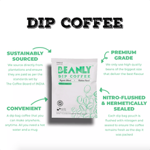 Load image into Gallery viewer, Beanly Organic Blend Dip Coffee
