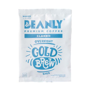 Beanly Classic Overnight Cold Brew Bag