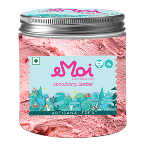 Emoi - Strawberry Sorbet (vegan)