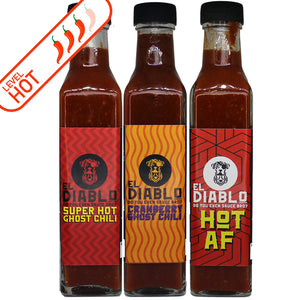 El Diablo Feeling Hot Hot Hot Pack (250g x 3)