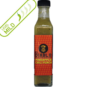El Diablo Pineapple Chili Punch (250g)