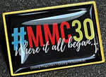 #MMC30 Lapel Pin (Limited Edition - Less than 10 Remaining!)