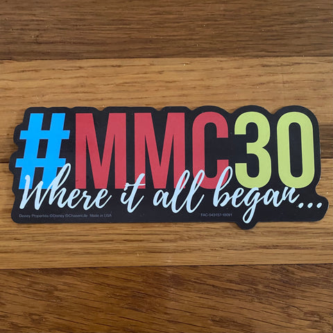 #MMC30 Magnet (Limited Edition)