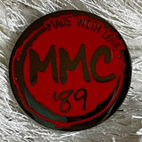 NEW!! Free Shipping! Limited Run MMC'89 Red Lapel Pin (Only 100 Made)