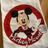 Free Shipping! LIMITED EDITION Mickey Mouse Club T-Shirt (Size 3XL)
