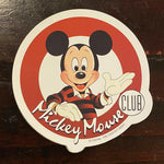 Authentic Mickey Mouse Club Magnet (EXCLUSIVE)