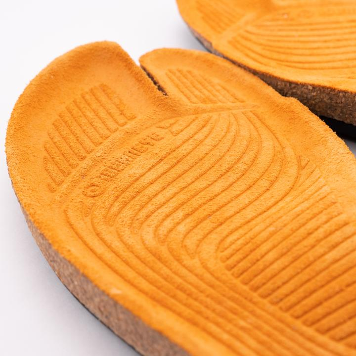 Jungle Lux Sole Amber Orange
