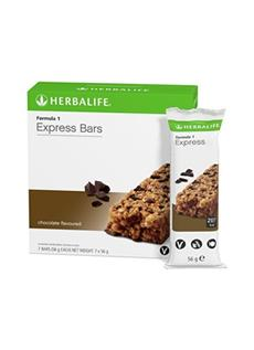 Herbalife Formula 1 Express Bar