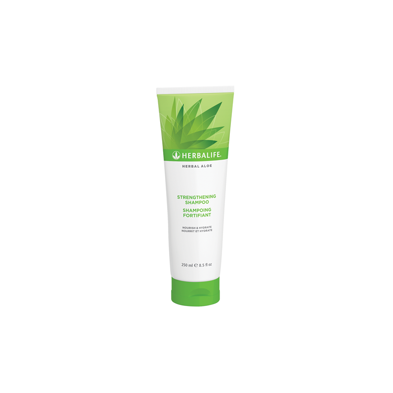 Herbal Aloe Strengthening Shampoo (250ml)