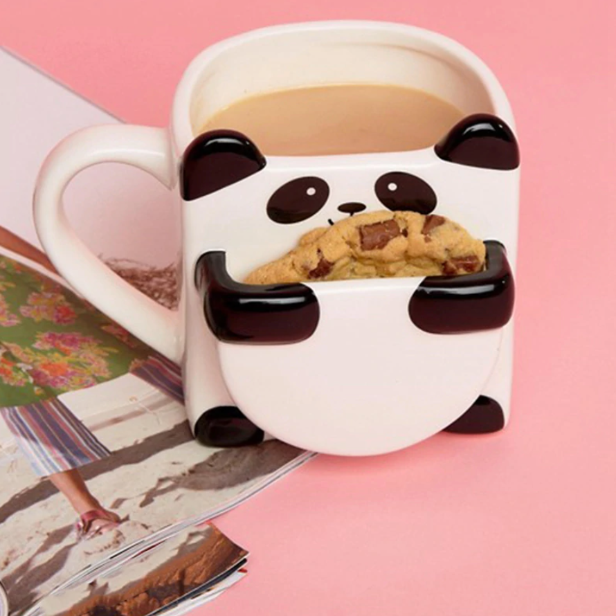 Panda Huggable Cookie Mug