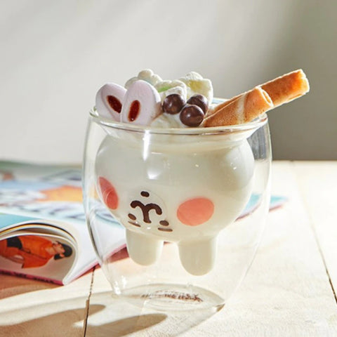 Riki Rabbit Glass Cup