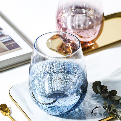 Starry Sky Glass Cup