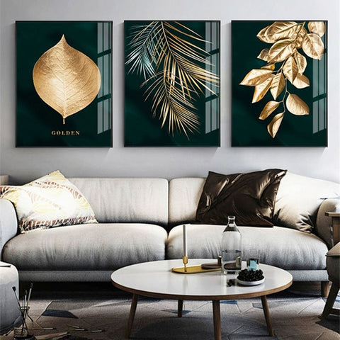 Nordic  Luxury Canvas Paintings
