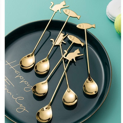 Coffee/ Dessert Spoons and Forks