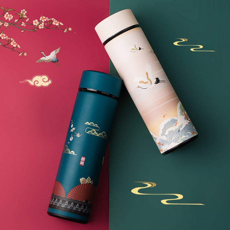 Color Cloud Palace Thermos
