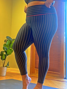 Stripe Me Down Leggings