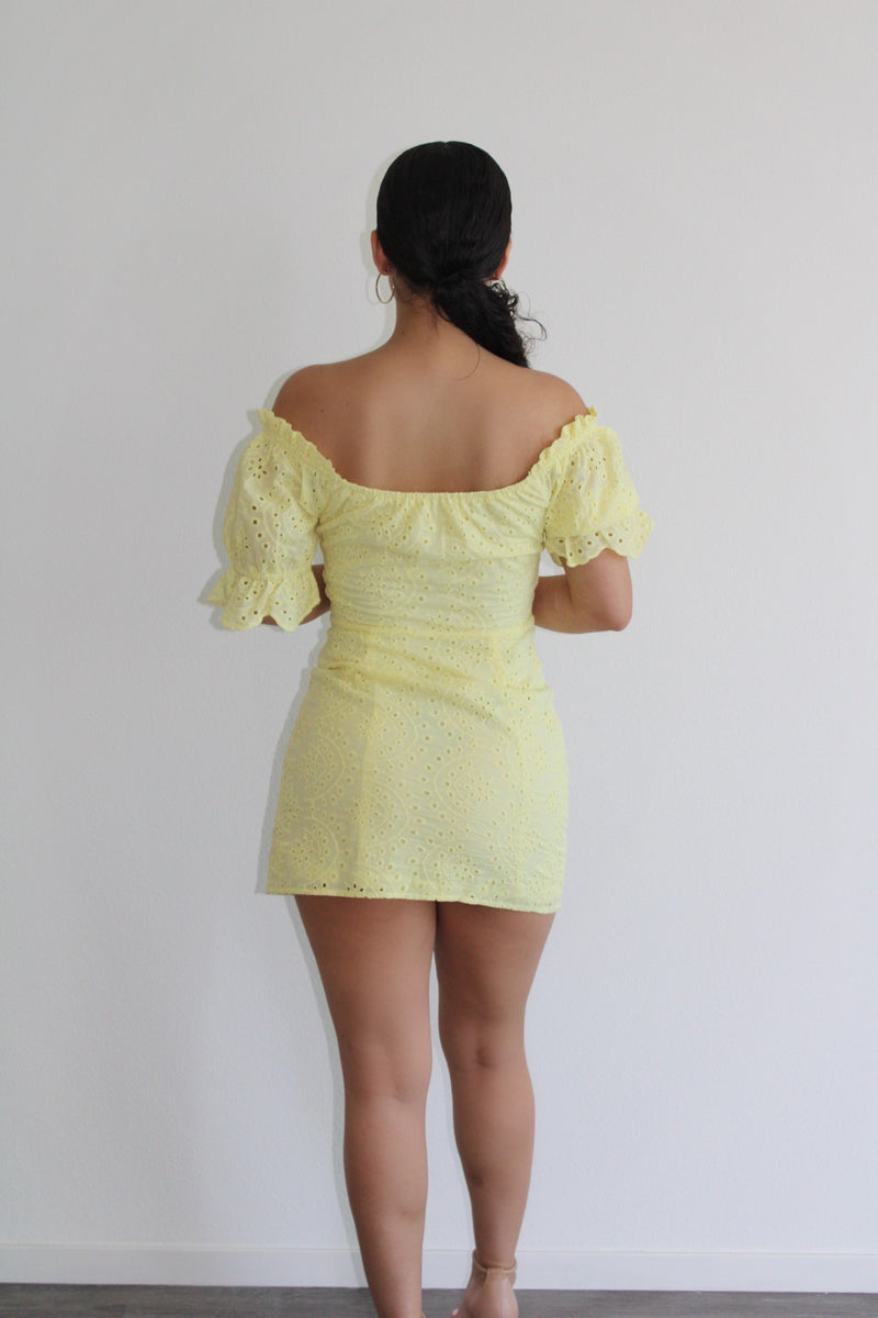 Haylee Lace Dress