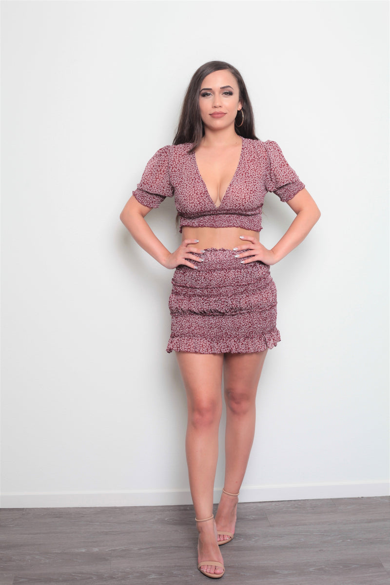 Luna Two Piece