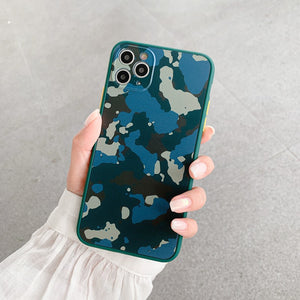 "CAPINHA PARA IPHONE ""CAMMO"" DO IPHONE 7 AO 12"