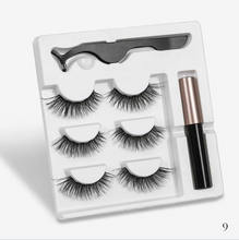Load image into Gallery viewer, Maglashs - Magnetic Eyelashes, Magnet Liquid Eyeliner, Waterproof, Long Lasting