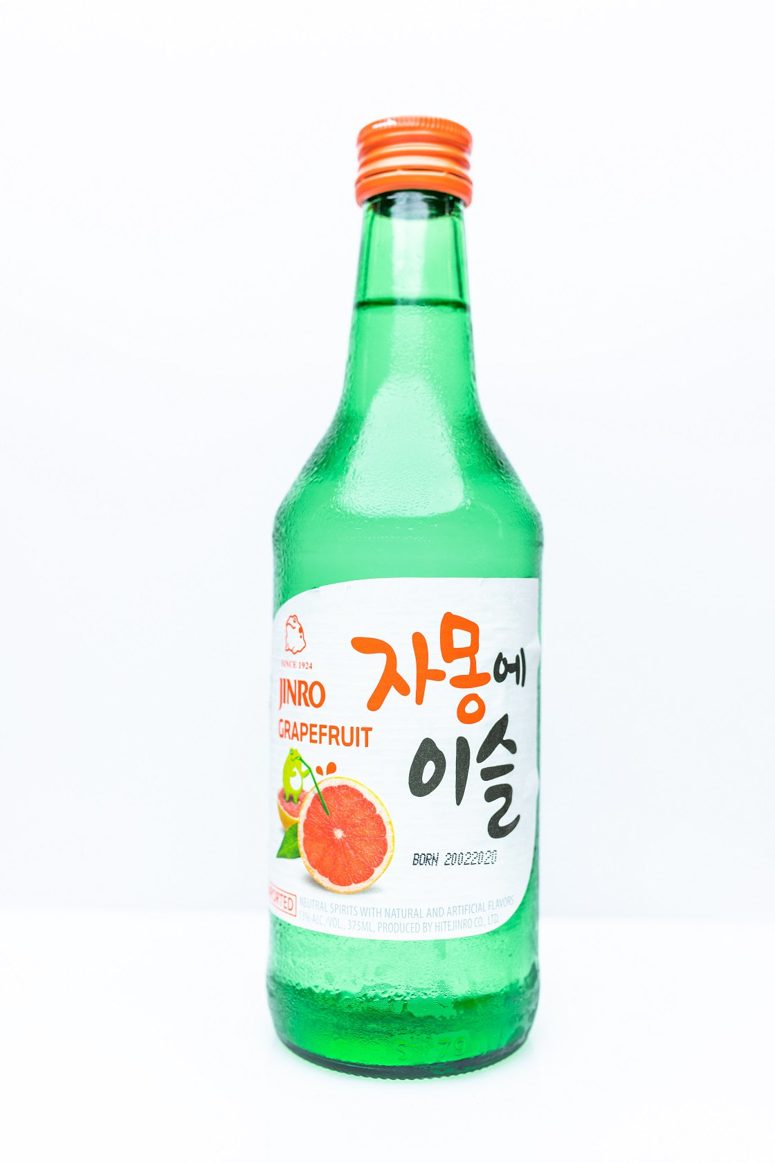 Grapefruit Soju