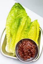 Load image into Gallery viewer, Lettuce Wrap w/ Ssam Jang