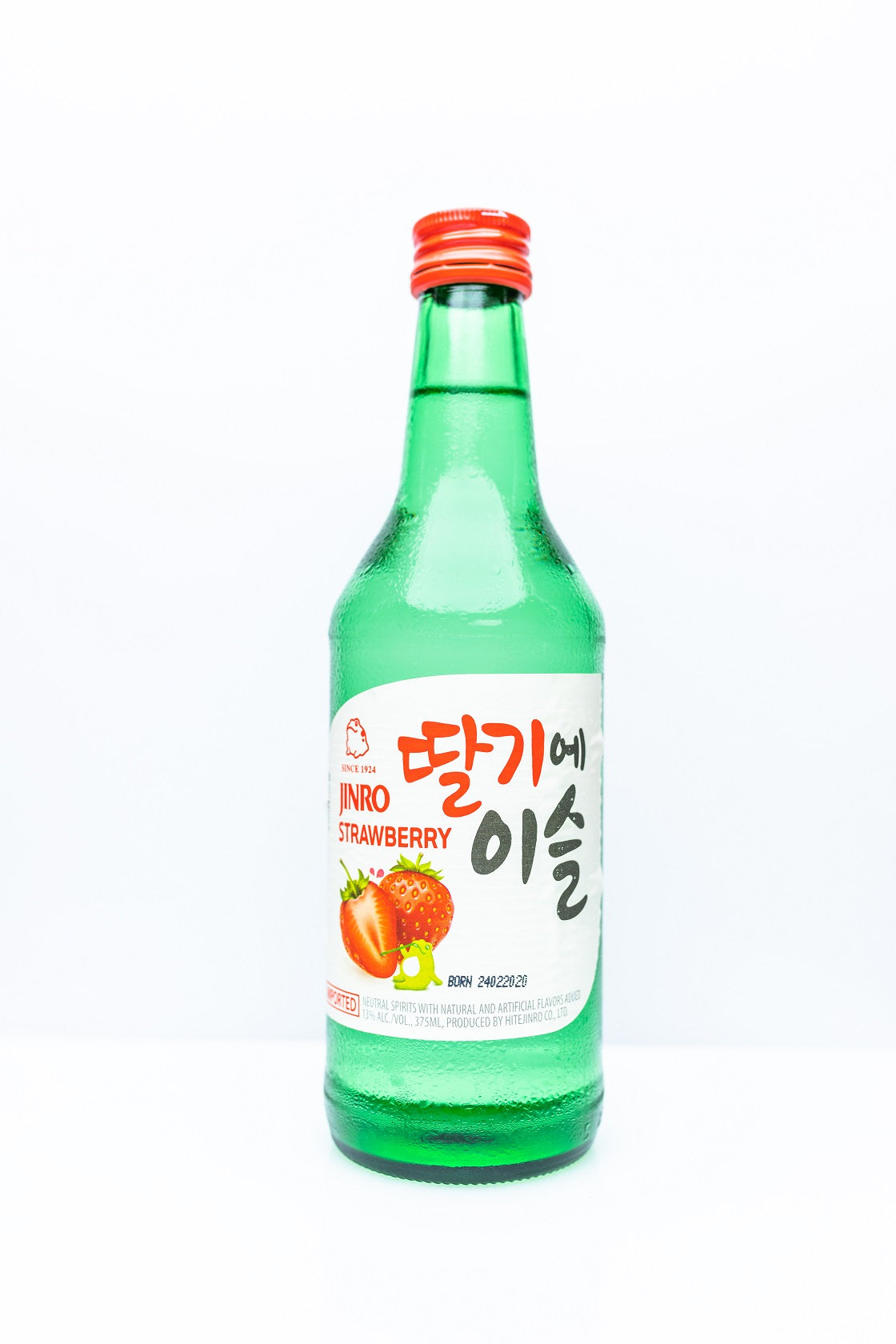 Strawberry Soju