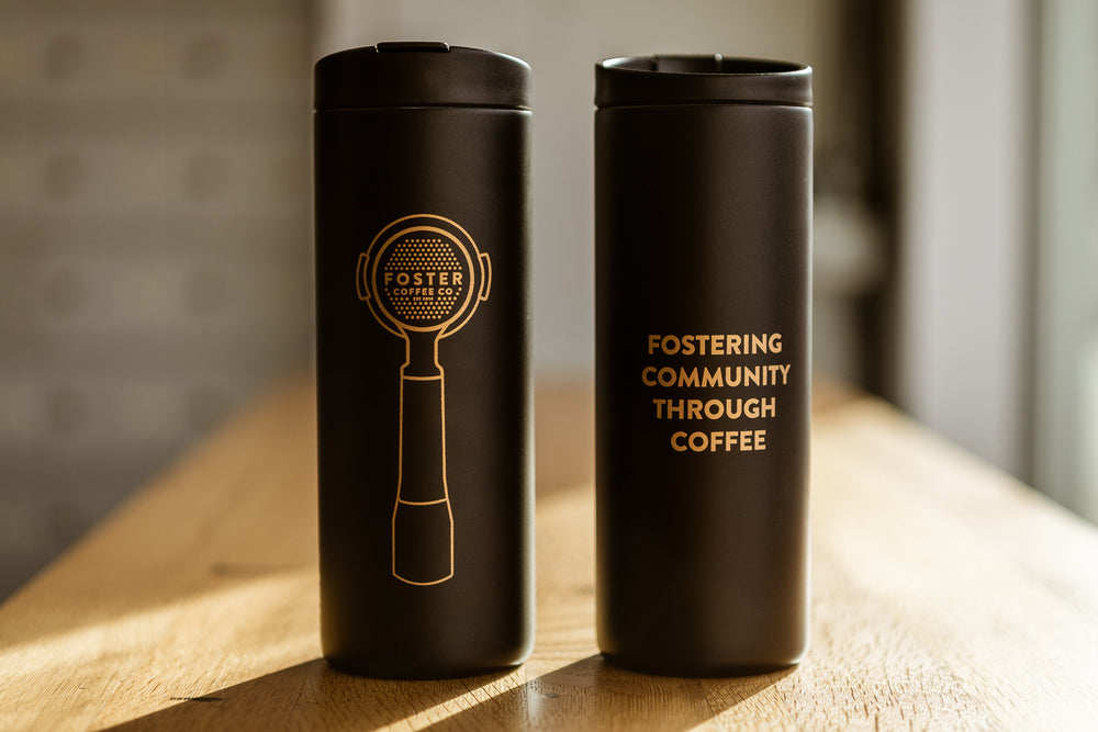 Load image into Gallery viewer, Portafilter Travel Mug