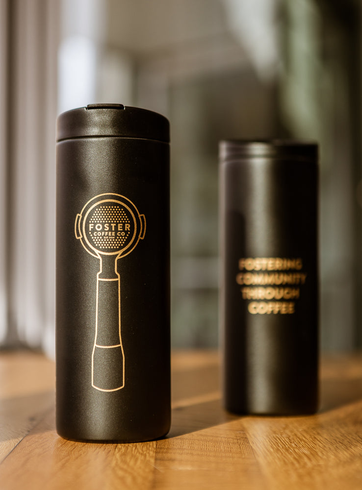 Portafilter Travel Mug