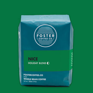 Load image into Gallery viewer, Nice - Holiday (Blend) 12oz Bag