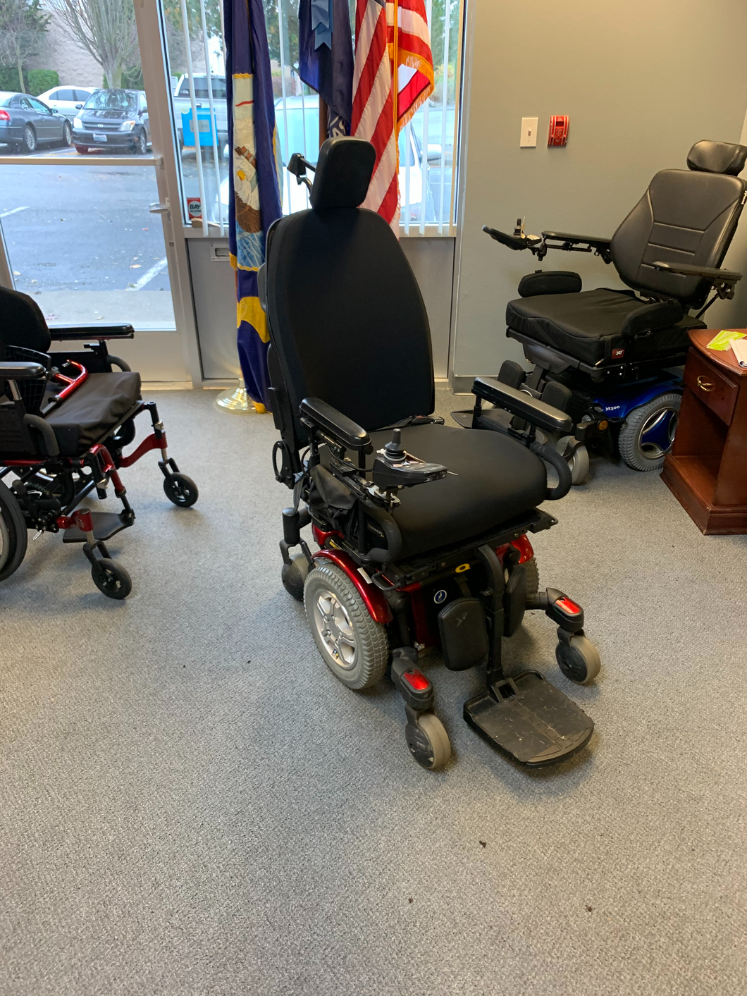 Quantum 600 - Veteran and Community Mobility Center