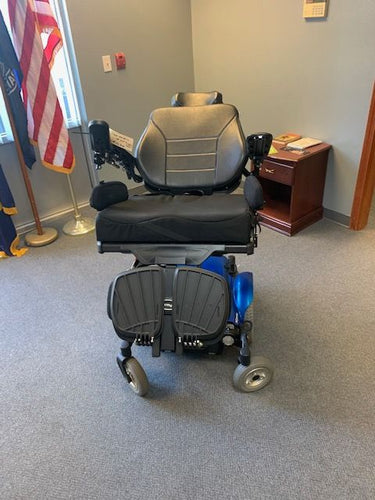 Permobil M300 - Veteran and Community Mobility Center