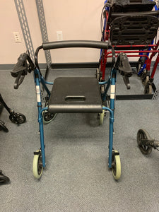Rolling Walker w/ Seat - Guardian - Veteran and Community Mobility Center