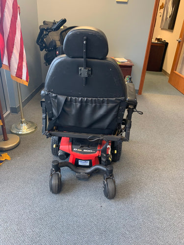 Quantum 600 Es - Veteran and Community Mobility Center