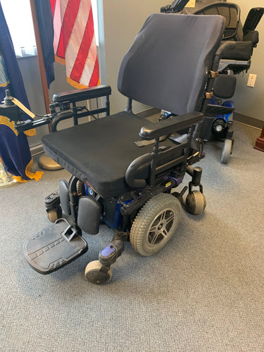 Jazzy 600 - Veteran and Community Mobility Center