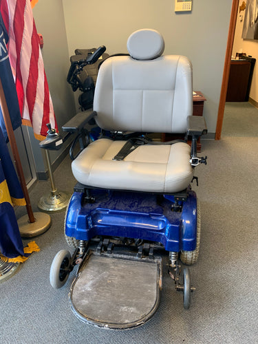 Quantum 1650 - Veteran and Community Mobility Center