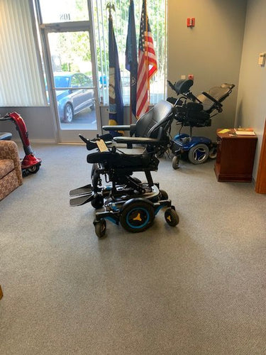 Permobil M3 Corpus - Veteran and Community Mobility Center