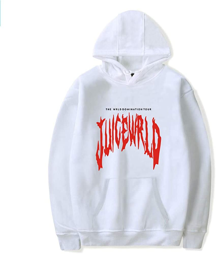 Juice Wrld Hoodie Pullover Long Sleeve Casual Comfortable Sweatshirt