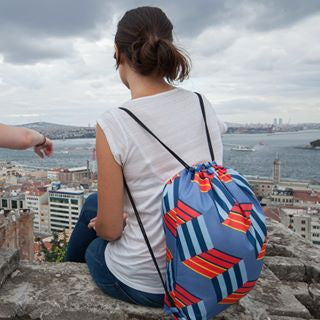 LOQI Back-pack Type New York Retro - mabets.sk - 2