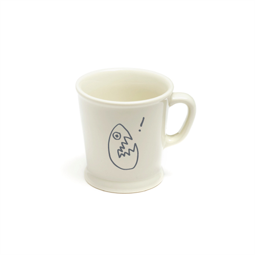 Acme & Co - Angry Egg Union Mug, šálka - 230 ml
