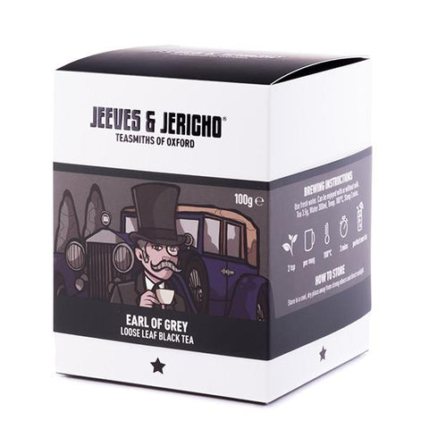 Jeeves & Jericho - Earl of Grey